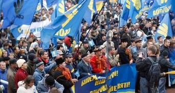 В столице - трёхтысячное вече к 70-летию УПА