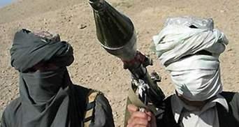На базу НАТО в Афганистане напали талибы