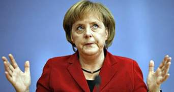 Меркель встретилась с представителями украинской оппозиции (Фото)