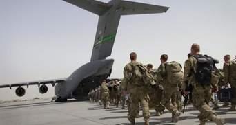 После вывода войск советники США останутся в Афганистане