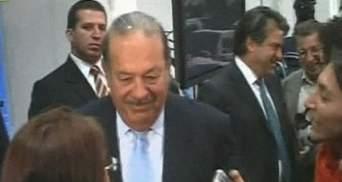 Карлос Слім знову очолив рейтинг мільярдерів за версією Bloomberg