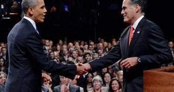 Обама подякував Ромні за сміливу передвиборчу боротьбу