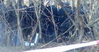 З'явились фотографії з місця вбивства Мазурка (Фото)