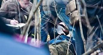 На руках в Мазурка міліція не знайшла слідів пороху