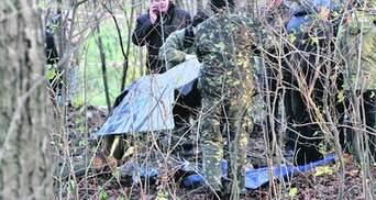 Киевлянин: В наших гаражах подозреваемый Мазурок прятаться не мог