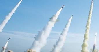 С сектора Газа на Израиль выпустили около 250 ракет (Видео)