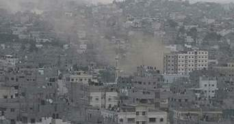 Израиль нанес 130 ударов по сектору Газа
