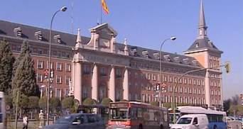 Испания ограничила оборот наличных