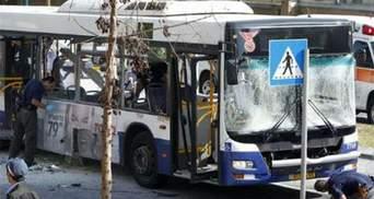 Украинцы не пострадали в результате взрыва в Тель-Авиве (Фото)