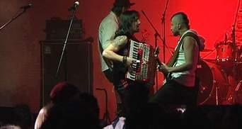Kozak System виступили з концертом на підтримку нового альбому