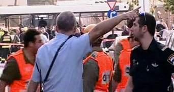Израиль обвиняет ХАМАС в причастности к взрыву автобуса