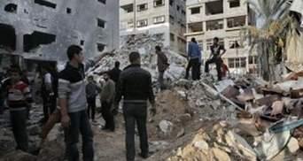 Израиль говорит, что ХАМАС продолжает обстрел