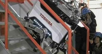 В Японии изобрели робота, который поможет утилизировать радиацию на Фукусиме
