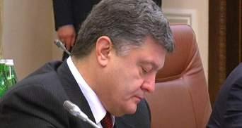 Петр Порошенко не планирует покидать кресло министра