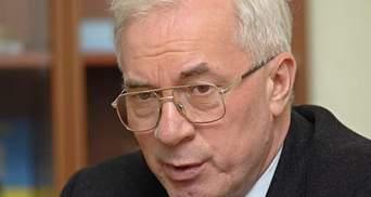 Азаров и министры, которые стали нардепами, написали заявления об отставке