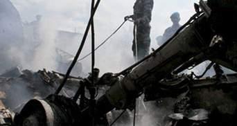 На борту літака, що розбився у Конго, не було українців, – МЗС