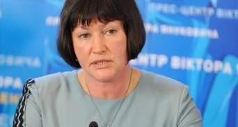 УНИАН: Акимова отказалась от мандата и осталась на Банковой