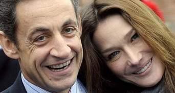 Син регіонала купив вино за 270 тисяч євро і побачення з Саркозі