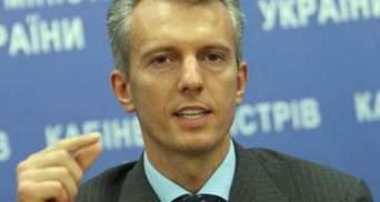 Хорошковский ушел в отставку, поскольку не согласен с избранием Азарова