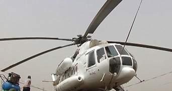 Москва вимагає розслідувати обстріл російського гелікоптера у Судані