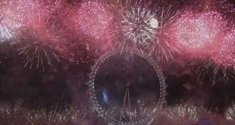 Світ грандіозними шоу зустрів 2013 рік