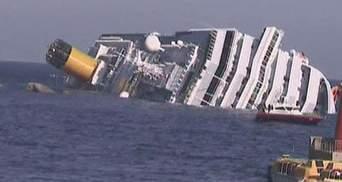 """Підсумки року: Costa Concordia повторила трагічну долю """"Титаніка"""""""