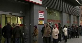 Безработица в Еврозоне достигла рекордного значения