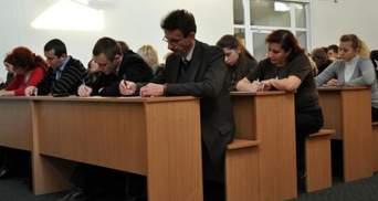 Балога хоче, щоб чиновники та силовики складали іспити з української мови