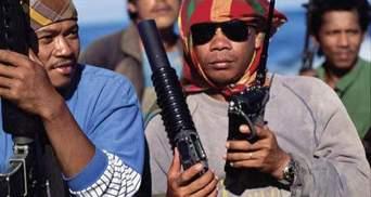 После двух лет плена сомалийские пираты отпустили моряков из Сирии