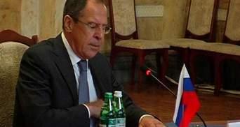 Москва и Киев ищут новые форматы поставки газа, - Лавров