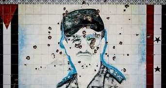 Війна у Сирії: кривавий слід у 2012 році