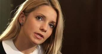 Евгения Тимошенко не знает, что происходит с мамой, ее не пустили в больницу