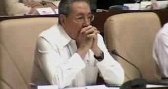 Чилийские военные требуют судить Рауля Кастро