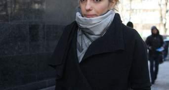Евгении Тимошенко удалось пообщаться с мамой только через решетку