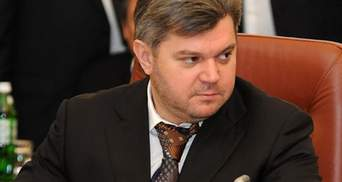 Ставицкий обещает завершить проект LNG-терминала