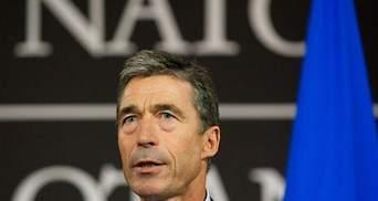 НАТО - золотий стандарт безпеки, - Расмуссен