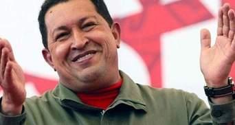 Здоров'я Чавеса покращується
