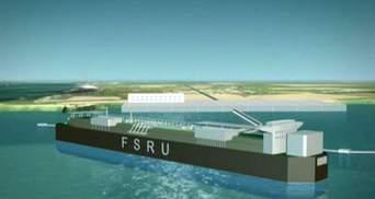 Україна продовжує переговори з Туреччиною щодо LNG-терміналу
