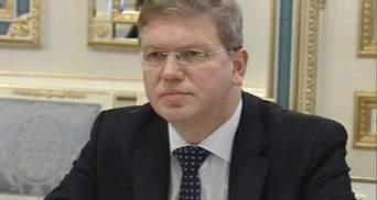 В Україну, аби зустрітись з владою, прибуває єврокомісар Фюле