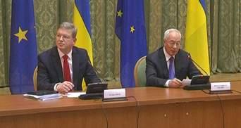 Україна має час до листопада для підписання угоди з ЄС, - Фюле
