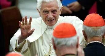 Персона дня: Бенедикт XVI зрікся папського престолу