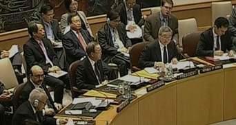 Совет Безопасности ООН осудил ядерное испытание КНДР