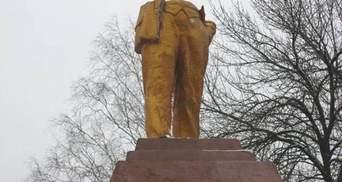 Мер Сум поскаржився ще на два пам'ятника Леніну в місті
