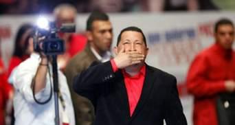 Уго Чавес повернувся на батьківщину після операції