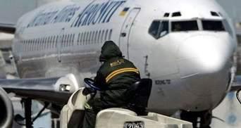 """Козак: """"АероСвіт"""" обіцяє виплатити заборгованість працівникам"""