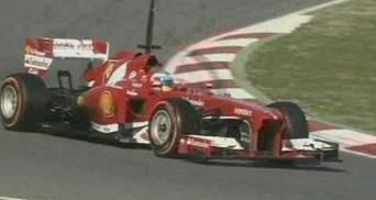 Формула-1: На останні тести Ferrari привезе нову систему вихлопу