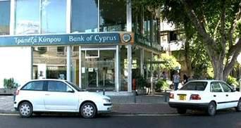 Долговой кризис Кипра может распространиться на другие страны Еврозоны