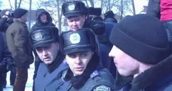 МВД: В Ахтырке милиция никого не била