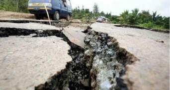 У Тибеті трапився землетрус магнітудою 5,4 бала