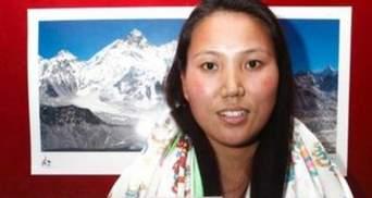 Мешканка Непалу підкорила Еверест двічі за тиждень